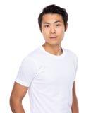Aziatische Jonge Mens Royalty-vrije Stock Fotografie