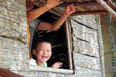 Aziatische jongen Royalty-vrije Stock Foto