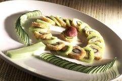 Aziatische keuken Royalty-vrije Stock Afbeeldingen