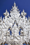 Aziatische kunst in tempel Royalty-vrije Stock Fotografie