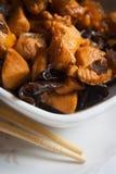 Aziatische maaltijd Stock Foto's
