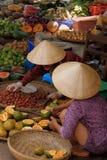 Aziatische markten bij daar het best Royalty-vrije Stock Afbeeldingen