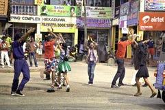 Aziatische reclame Royalty-vrije Stock Foto