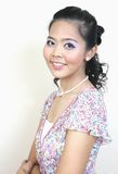 Aziatische schoonheid Stock Afbeeldingen