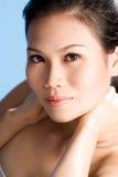 Aziatische schoonheid Royalty-vrije Stock Foto