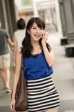 Aziatische schoonheid Royalty-vrije Stock Afbeeldingen