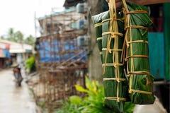 Aziatische Snack stock fotografie