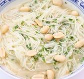 Aziatische soep stock afbeelding