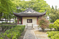 Aziatische tempel royalty-vrije stock foto