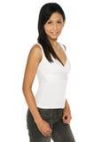 Aziatische Vrouw stock afbeeldingen
