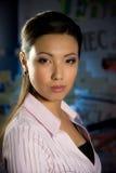 Aziatische vrouwen stock afbeeldingen