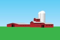 Azienda agricola Immagini Stock Libere da Diritti