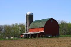 Azienda agricola americana Fotografie Stock