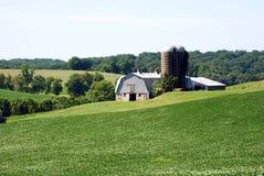 Azienda agricola del Maryland Fotografie Stock Libere da Diritti