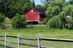Azienda agricola del Maryland Fotografie Stock