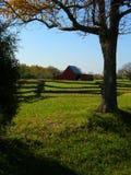 Azienda agricola del tabacco del Maryland Fotografia Stock Libera da Diritti