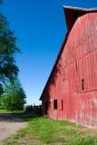 Azienda agricola del vecchio paese Immagini Stock