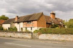 Azienda agricola della Mary Arden, Wilmcote, Stratford su Avon Fotografia Stock Libera da Diritti