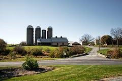 Azienda agricola della Pensilvania Immagini Stock