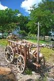 Azienda agricola di Amish Immagini Stock Libere da Diritti