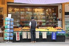 AZIENDA AGRICOLA DI CINGJING, TAIWAN - 10 APRILE 2015 Immagini Stock Libere da Diritti
