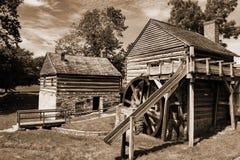 Azienda agricola di McCormick - Shenandoah Valley, U.S.A. Fotografie Stock Libere da Diritti