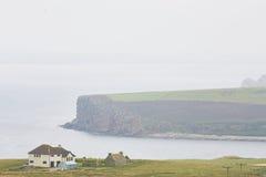 Azienda agricola di Orkneys Fotografia Stock