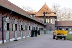 Azienda agricola di perno Fotografie Stock