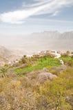 Azienda agricola Omani tradizionale Immagine Stock
