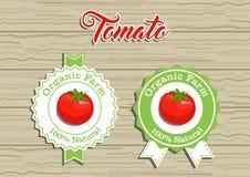 Azienda agricola organica un prodotto rispettoso dell'ambiente immagine stock