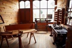 Azienda della bara Fotografie Stock