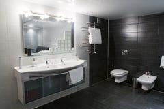 łazienka fotografia stock