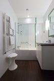 łazienka hotel Zdjęcia Royalty Free