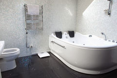 łazienka luksus Obrazy Royalty Free