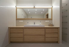 łazienka projektant Fotografia Stock