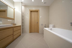 łazienka projektant obrazy stock