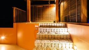 Łazienka z jacuzzi Zdjęcie Stock