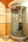 łazienki prysznic Zdjęcie Stock