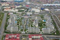 Azimut Hotel Sochi 3 Stock Images