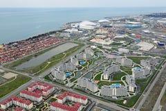 Azimut Hotel Sochi 3 Stock Photo