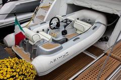 Azimut Williams boat Stock Photos