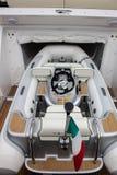 Azimut Williams boat Stock Photography