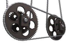 Azionamento Chain illustrazione vettoriale