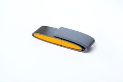 Azionamento dell'istantaneo del USB su bianco Fotografia Stock