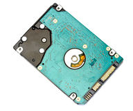Azionamento di disco rigido HDD Immagini Stock