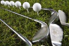 Azionamento di golf immagini stock