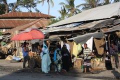 Azionamento di Ngina di mamma mombasa Immagini Stock