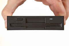 Azionamento a disco magnetico a disposizione Fotografia Stock