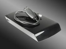 Azionamento duro del USB di External Immagini Stock Libere da Diritti