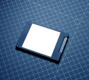 Azionamento semi conduttore veloce moderno dello SSD Fotografia Stock